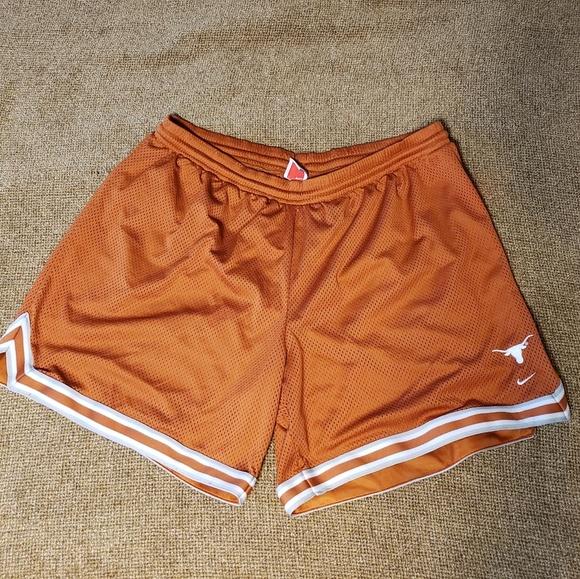 Nike Pants - Nike Longhorn shorts